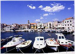 Vodice dalmatia Croatia
