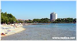 Vodice Vicevica Beach