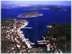 Vodice island Prvic Prvic Luka